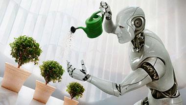 softwawre empresarial sector robotica domestica