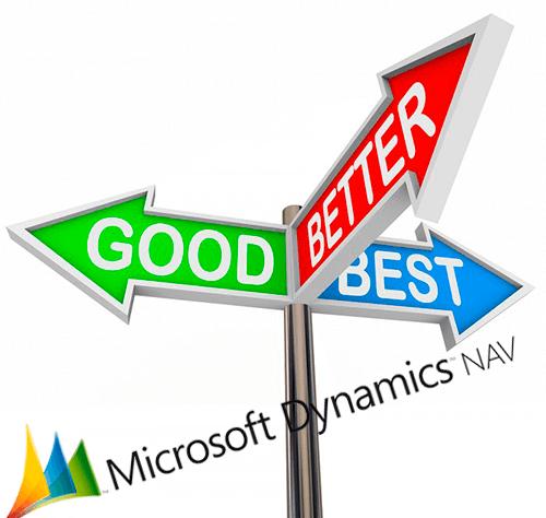 Comparativa Dynamics NAV 2015 y 2016