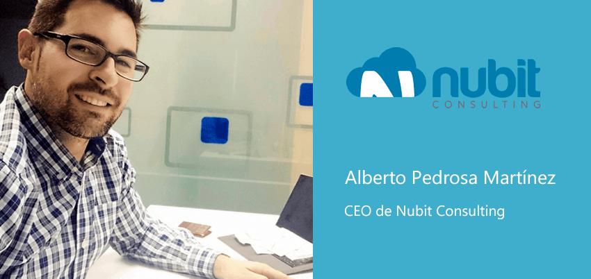 entrevista a Alberto Pedrosa Martínez, el CEO de Nubit