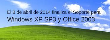 Soporte XP