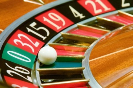 ruleta de un casino