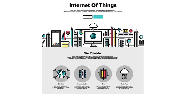 internet de las cosas y la nube