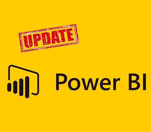 novedades en Power BI correspondientes a enero y febrero de 2016