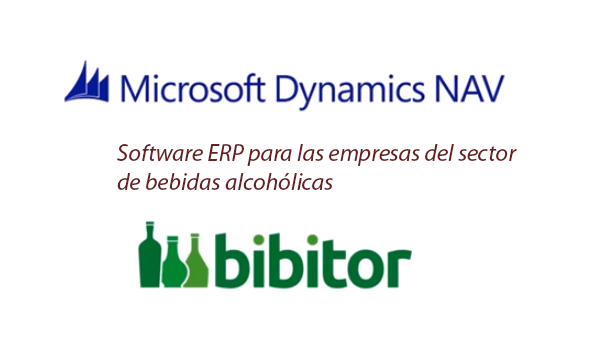 ERP Bibitor para el sector de empresas de bebidas alcohólicas
