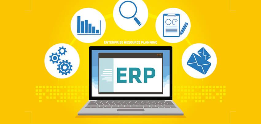software de gestión de empresas ERP