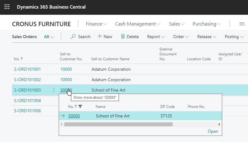 business-central-wave-1-registros-relacionados